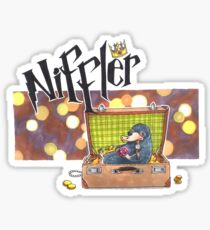 Cute little niffler Sticker
