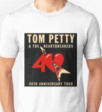 TOM PETTY ANNIVERSARY 2017 Unisex T-Shirt