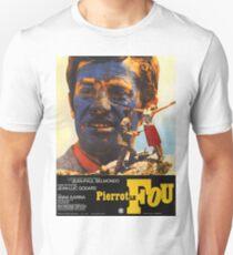 Pierrot le Fou - Il bandito delle ore undici - Jean Luc Godard Unisex T-Shirt