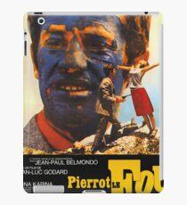 Pierrot le Fou - Il bandito delle ore undici - Jean Luc Godard iPad Case/Skin