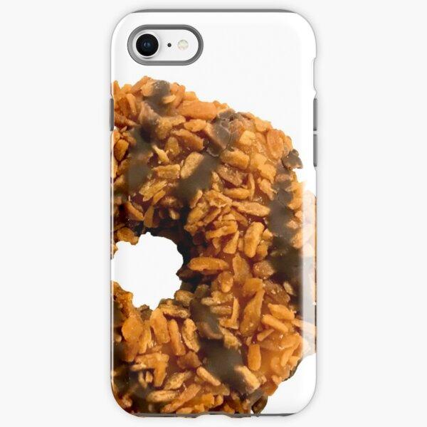 Samoa Cookie iPhone Tough Case