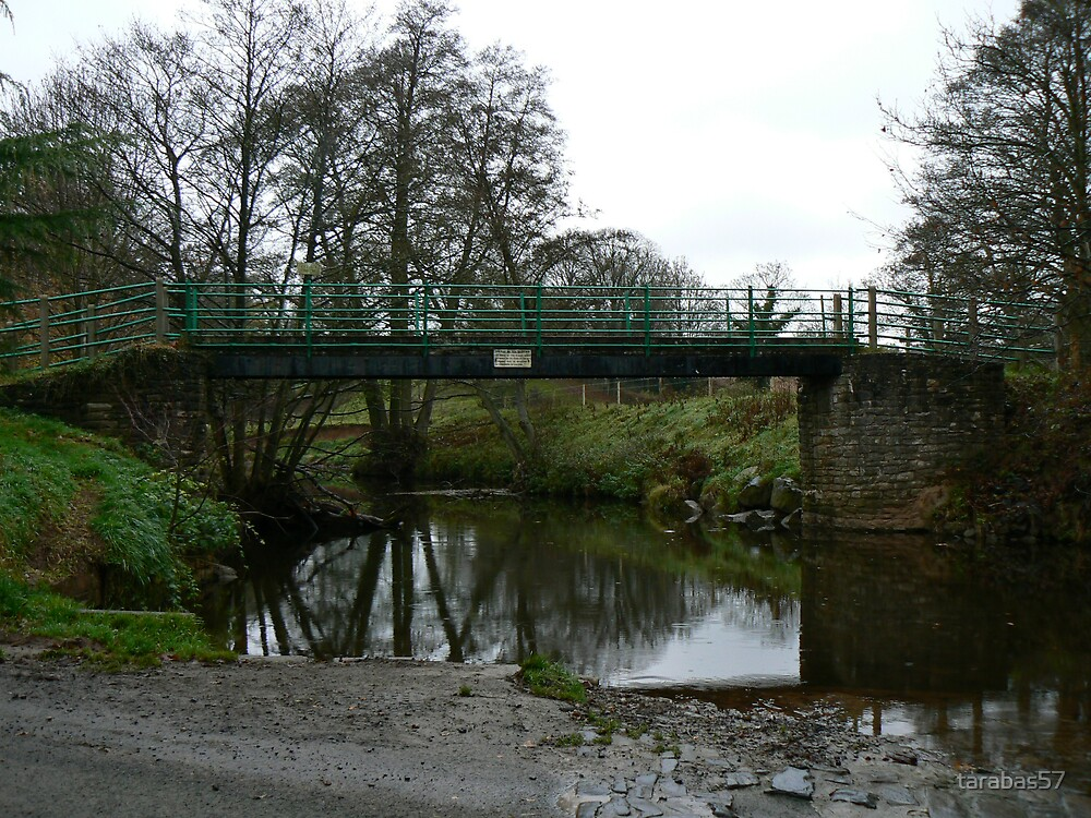 Cleobury Mortimer Bridge by tarabas57
