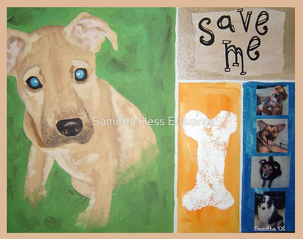 Save Me 2 by Samitha Hess Edwards