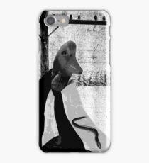 Depressed duck iPhone Case/Skin