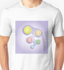 info graphic business template T-Shirt