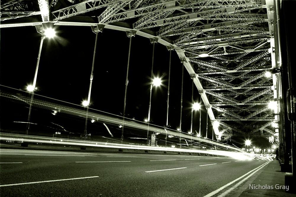 Bridge at Night by Nicholas Gray