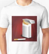 cigarette pack Unisex T-Shirt