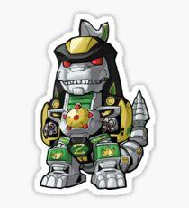 Chibi Dragonzord Sticker