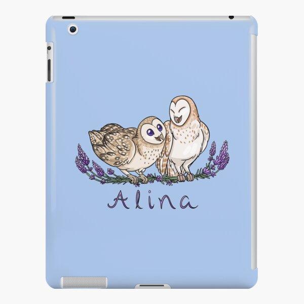 Alina's Owls iPad Snap Case