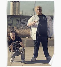 Pouya and Fat Nick Poster