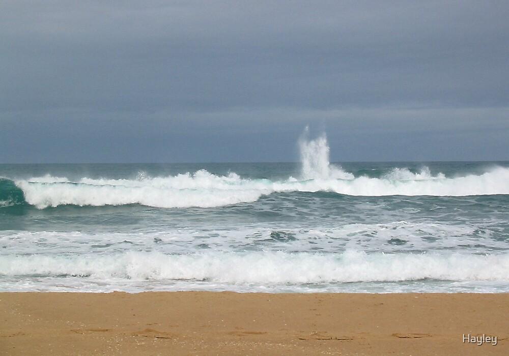 Stormy Seas by Hayley