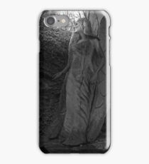 Angel Sculpture iPhone Case/Skin