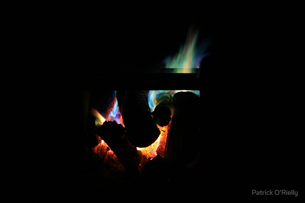 Combustion by Patrick O'Rielly