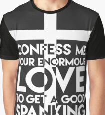 Love is Forgiven Graphic T-Shirt