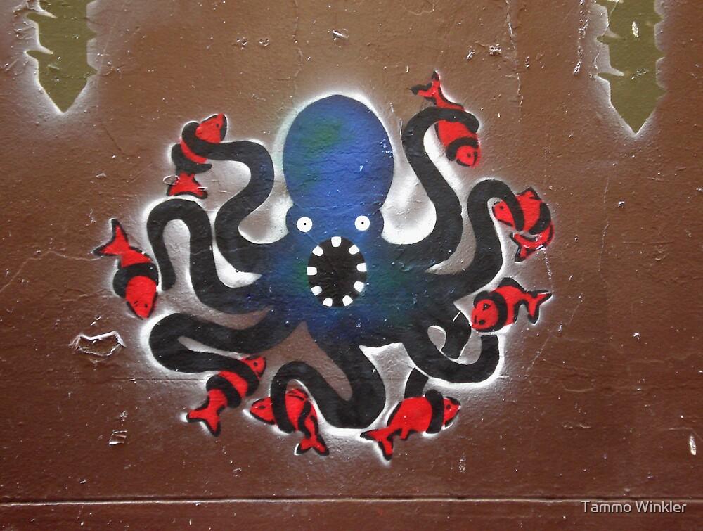 Octopus by Tammo Winkler