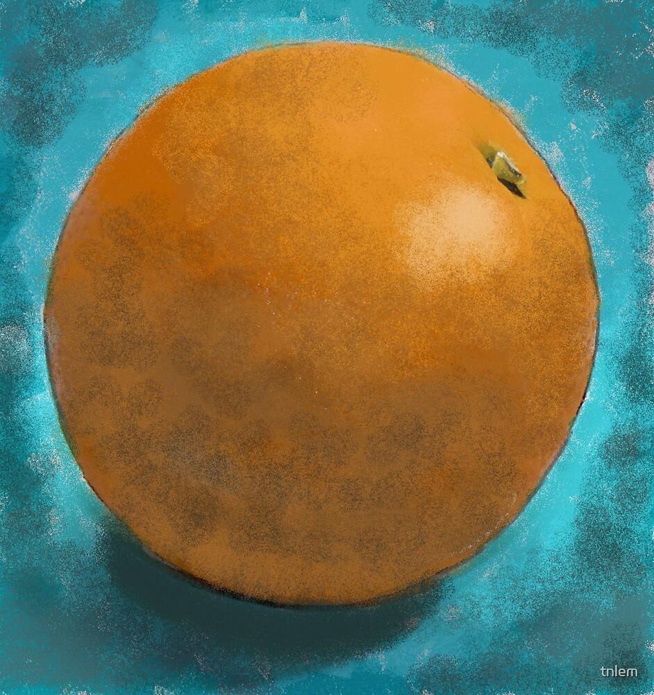 Orange by tnlem