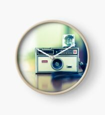 Instamatic Clock