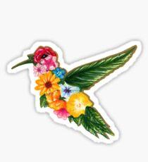 hummingbirds Sticker