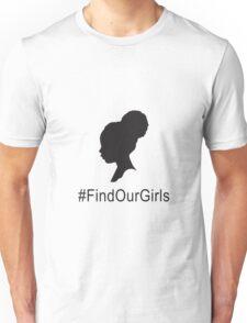 Find our Girls #FindOurGirls Unisex T-Shirt