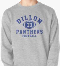 Dillon 33 Panthers Football Pullover Sweatshirt