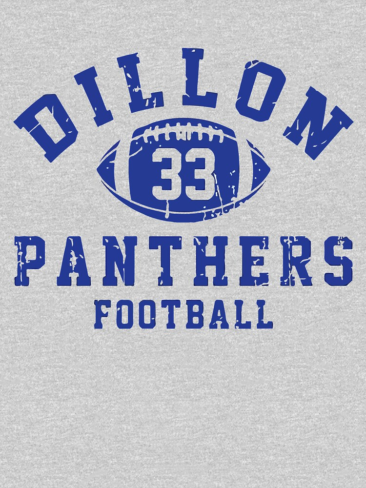 Dillon 33 Panthers Football de marsbees