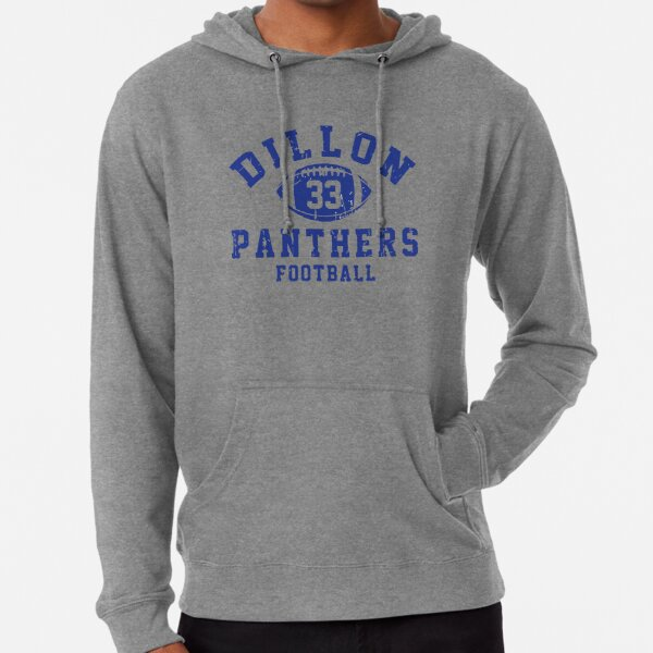 Dillon 33 Panthers Football Lightweight Hoodie