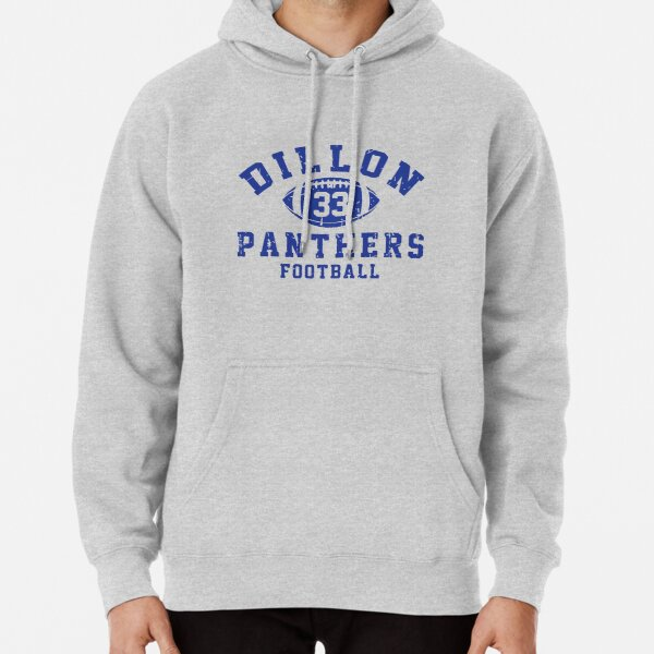 Dillon 33 Panthers Football Pullover Hoodie