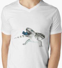 Cosmic Blue Tongued Lizard T-Shirt