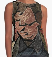 Stained Glass Consulting Detective Contrast Tank
