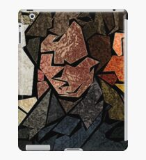 Stained Glass Consulting Detective iPad Case/Skin