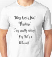 That's a Little Odd T-Shirt