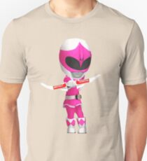Chibi Pink Unisex T-Shirt