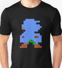 Super Mario Pixel Art Unisex T-Shirt