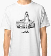 Initial D Sileighty Nissan 180sx/240sx Classic T-Shirt