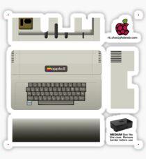 Apple II Skin for the Premium case [Get the MEDIUM size] Sticker