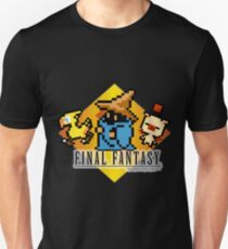 Final Fantasy bits Unisex T-Shirt
