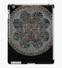 Fractal Enlightenment iPad Case/Skin