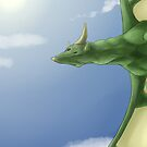 Take to the sky by Hetuart