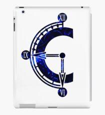 Chrono Cross logo iPad Case/Skin