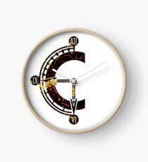Chrono Trigger logo Clock