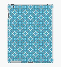Unique Original Blue Abstract iPad Case/Skin
