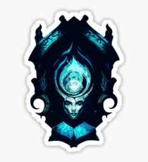 Welcome to the shadow isles Sticker