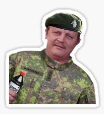 Sota Ukko Sticker