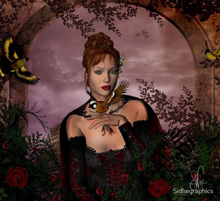 Bella Donna by Sidhegraphics
