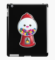 Kawaii Gum Ball Machine iPad Case/Skin