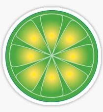 LimeWire Sticker