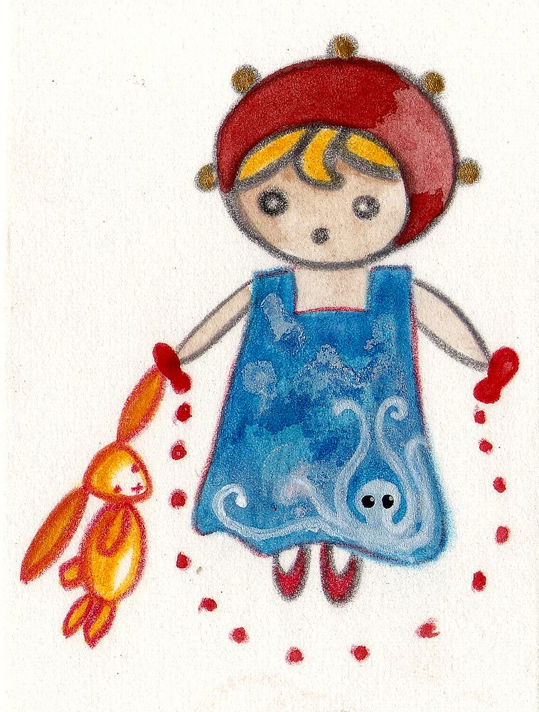 bubble baby by victoria buckley