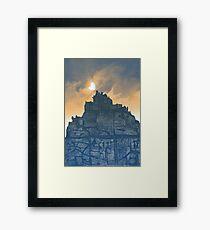Edinburgh Remembers Framed Print