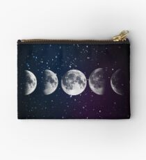 Phasen des Mondes Studio Clutch