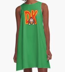 DK Donkey Kong A-Line Dress